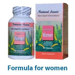 Formula for Women bổ sung dưỡng chất tăng cường sinh lý nữ