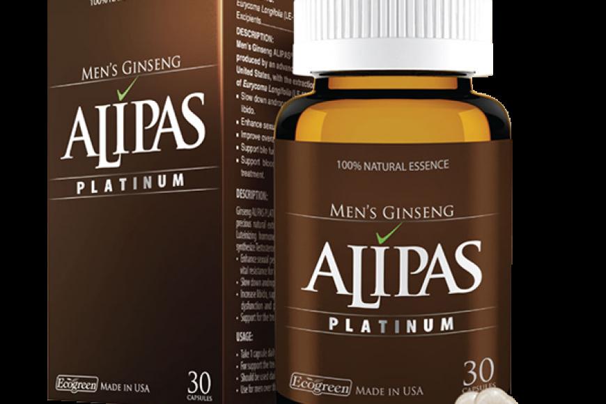 Thực hư về công dụng của Sâm Alipas giúp tăng cường sinh lý nam