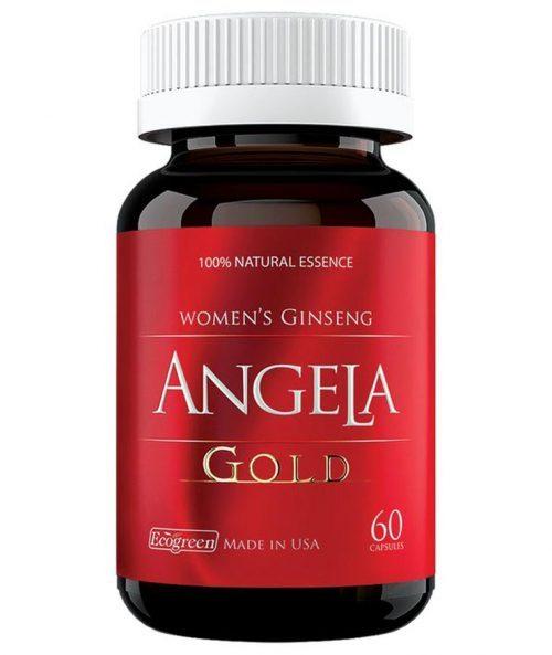 Sâm Angela Gold có tác dụng gì với phụ nữ tiền mãn kinh?