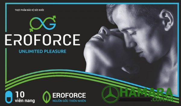 Eroforce có phải là thuốc chữa bệnh yếu sinh lý ở nam giới không?