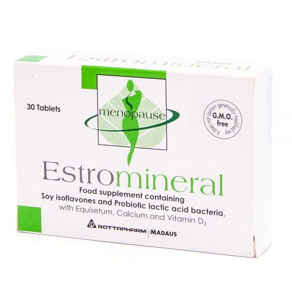 Tại sao phụ nữ tiền mãn kinh nên dùng viên uống Estromineral?