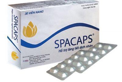 Phụ nữ tiền mãn kinh có nên dùng viên uống bổ sung Spacaps?
