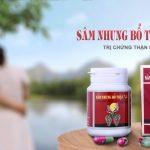 Sâm nhung bổ thận TW3 – Tăng cường sinh lý cho cả nam và nữ