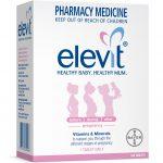 Elevit – thuốc bổ cho bà bầu được nhiều mẹ bầu tin dùng