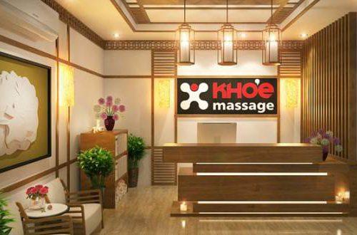Top 10 quán massage uy tín ở thành phố Hồ Chí Minh