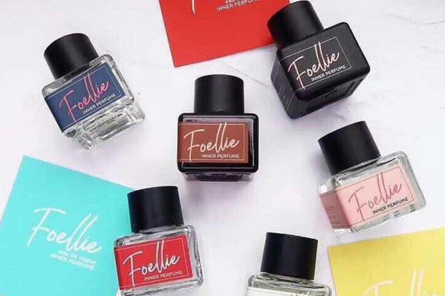 Thông tin về nước hoa vùng kín Foellie Eau De Inner Perfume
