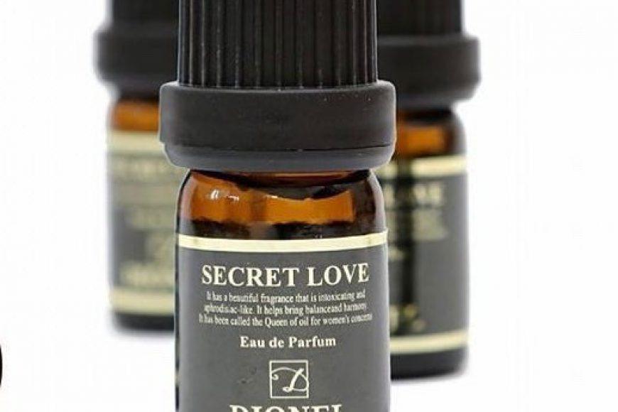 Nước hoa vùng kín Dionel Secret Love – vũ khí bí mật khiến cánh mày râu mê mẩn