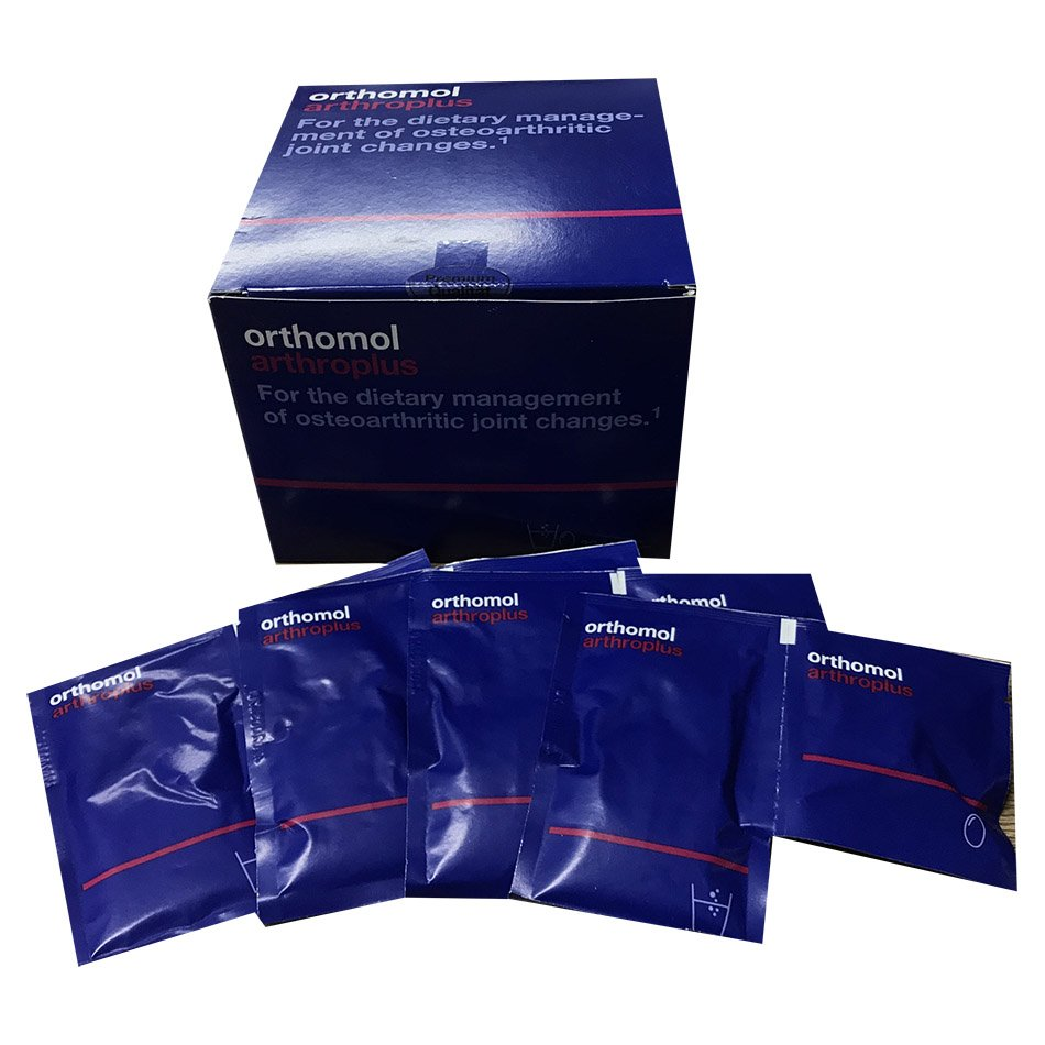 [Giải đáp] Orthomol Arthroplus thực sự tốt như quảng cáo ?