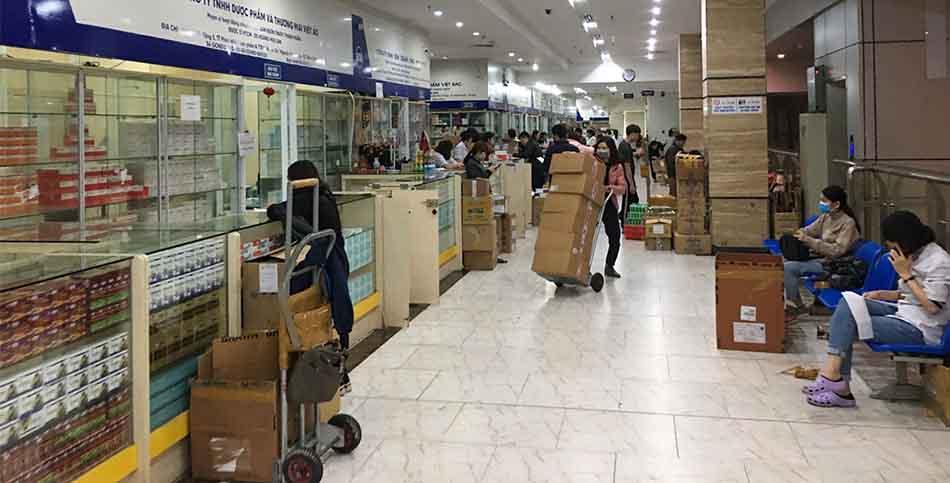 Kinh nghiệm mua thuốc tại chợ thuốc Hapulico. Giá tại chợ Hapu?